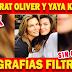 Monserrat Oliver y Yaya Kosikova FOTOS FILTRADAS