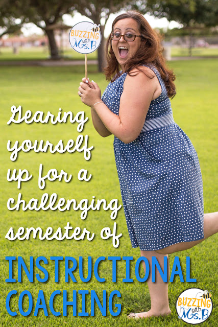 Instructional coaching is full of challenges. Some semesters are more difficult than others. Learn about some helpful tips that you can use to get yourself ready for a challenging semester of instructional coaching.