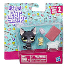 Littlest Pet Shop Series 2 Pet Pairs Kittylina Scrapper (#2-75) Pet