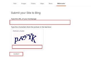 Bagaimana Cara Submit Blog Ke Mesin Pencari