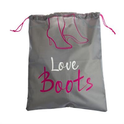 bolsa para organizar los zapatos