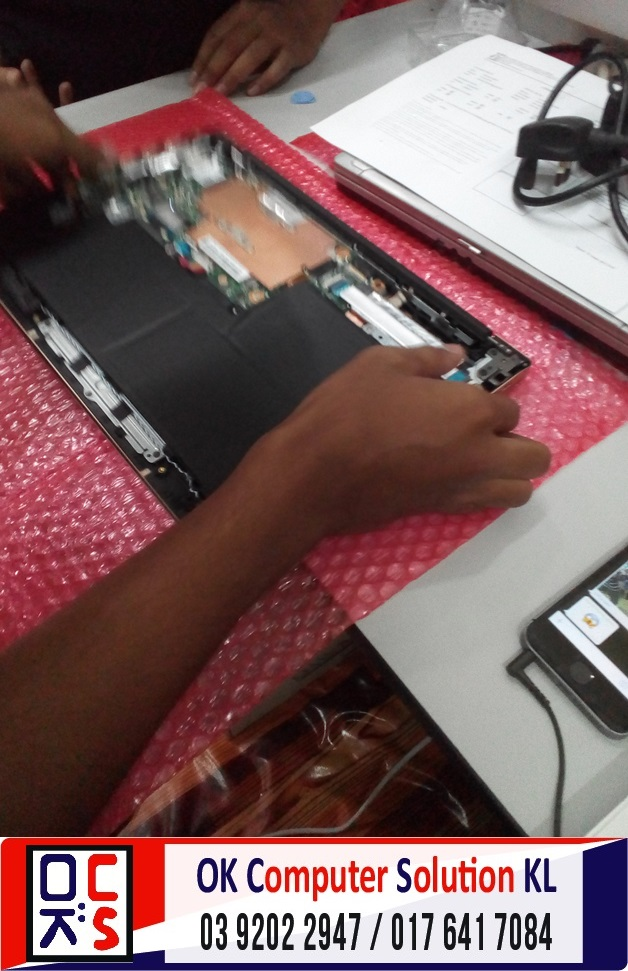 [SOLVED] HINGE BENGKOK ACER | REPAIR LAPTOP CHERAS 3