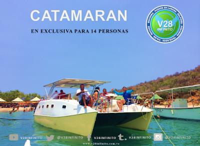 imagen Exclusiva en Catamaran para 14 personas