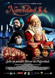 Navidad S.A. – DVDRIP LATINO