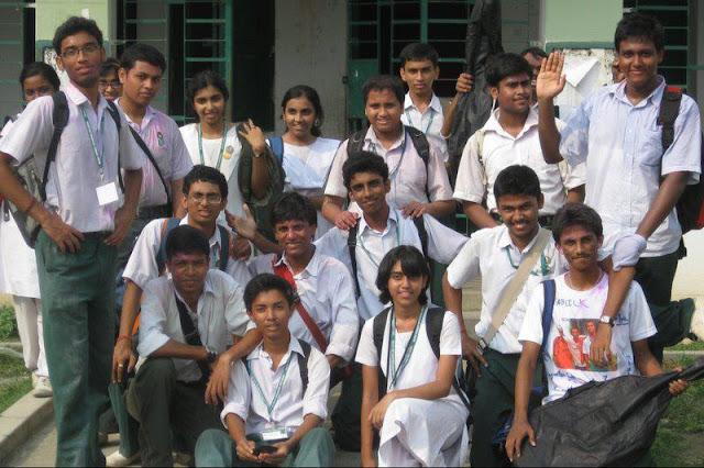 Sourajit Saha At KUEHS 6