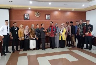 Kunker ke Kapuas, Dewan Tala Kaji BPJS dan Basis Data Terpadu