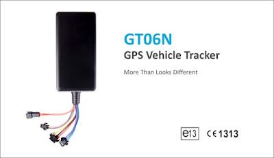 GPS TRACKER GT06N plus server Gt06