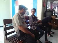 APES Lapor Kehilangan Motor, Pemuda Surabaya Ini Malah Kena 'Palak' Oknum Berseragam Coklat