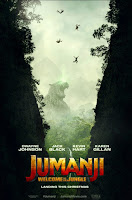 Jumanji: Welcome to the Jungle Movie Poster 1