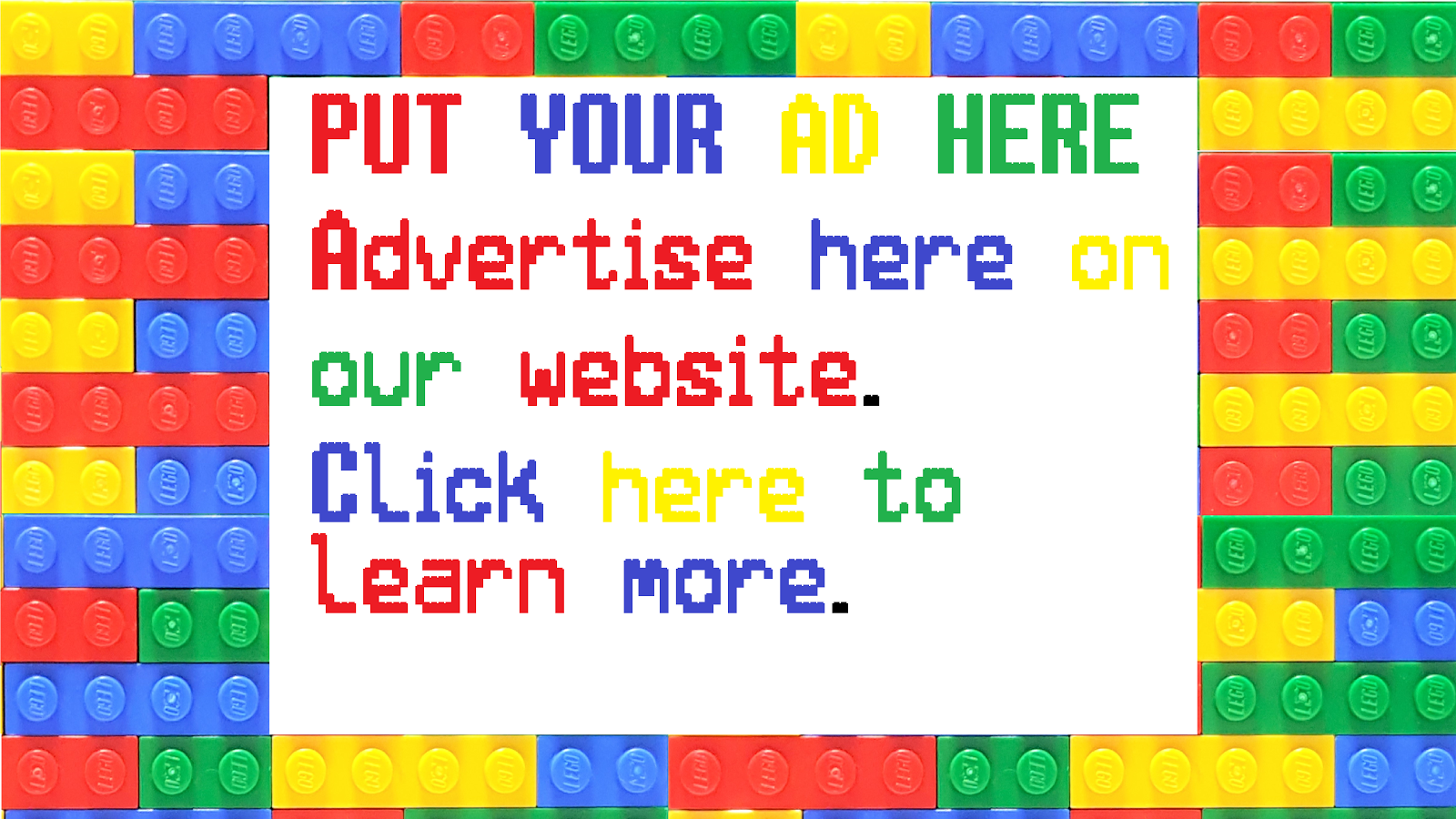 Advertise on My Page