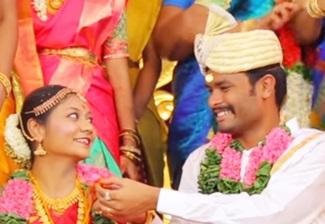 Beautiful Vellore Wedding Highlights | Vignesh & Iswarya