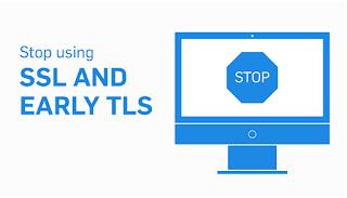 SSL to TSL