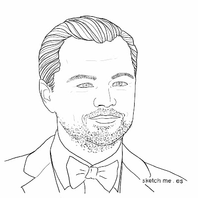 leonardo-dicaprio-sketch-me-custom-portraits-for-facebook-and-twitter-profiles-retratos-personalizados-dibujados-a-mano