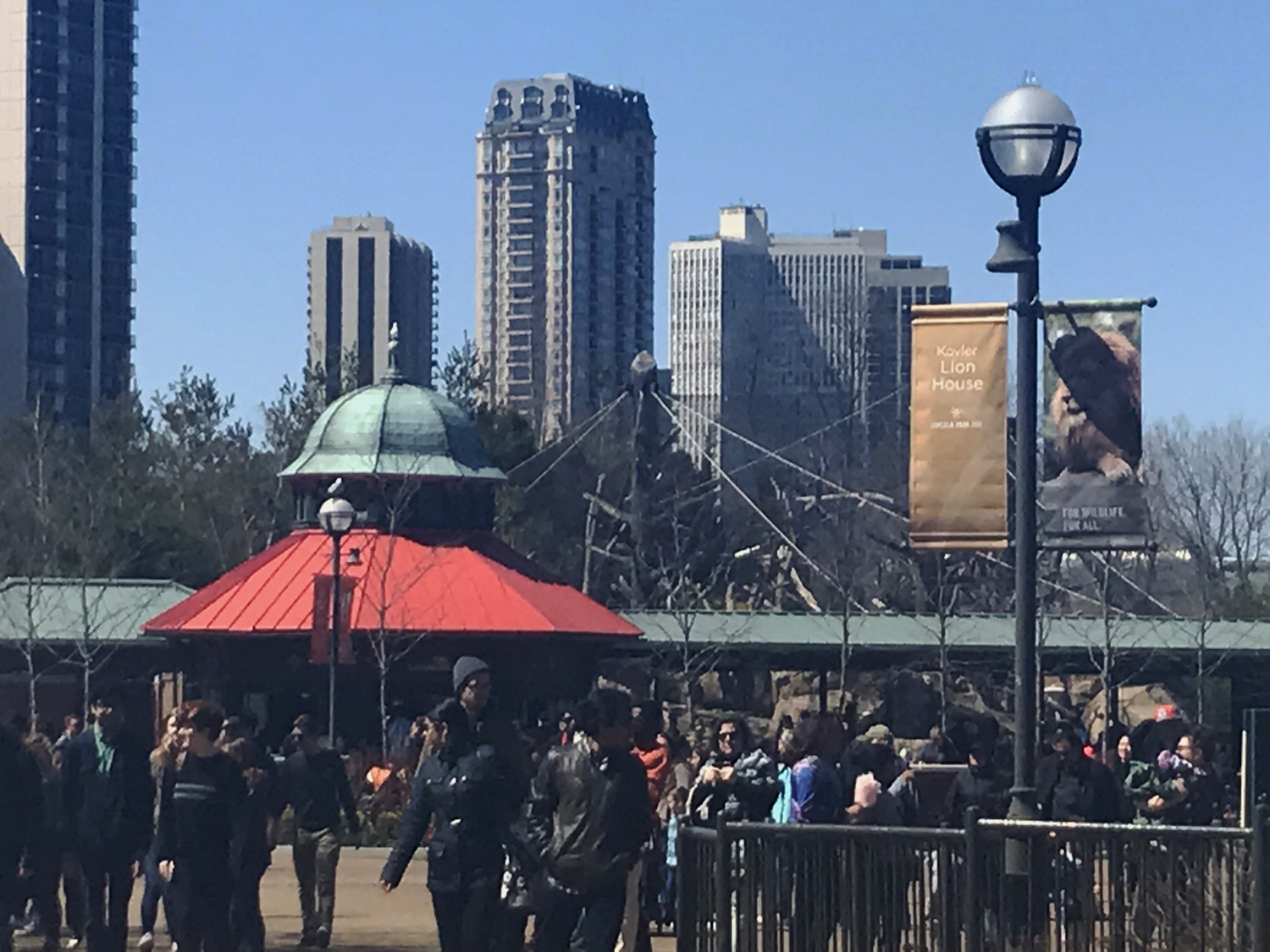 Wine And Spirits Travel: Lincoln Park Zoo And Patio At
