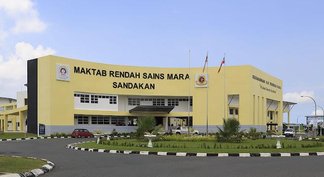 Syarat Kemasukan Maktab Rendah Sains Mara MRSM Terkini