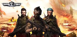Empire Strike Modern Warlords Apk v1.0.4 Mod Unlimited Money