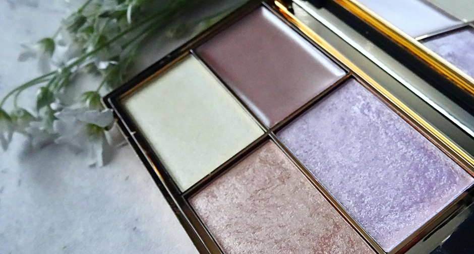 "Sleek Makeup - HIGHLIGHTING PALETTE - wersja ""SOLSTICE"