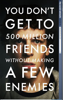 Movie Poster The Social Network 2010