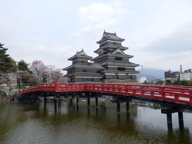 Castle Matsumoto Giappone
