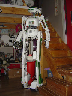 star wars droid life size L3-37