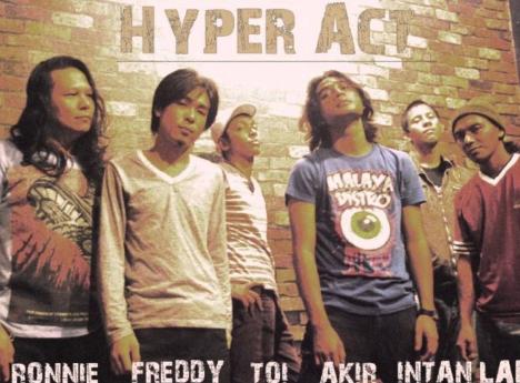 Lagu Hyper Act Terbaru Full Album