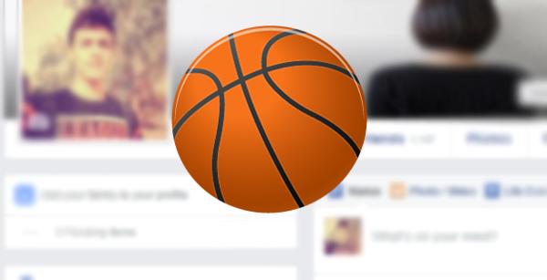 إليك طريقة إظهار لعبة كرة السلة في نافذة دردشة الفيسبوك