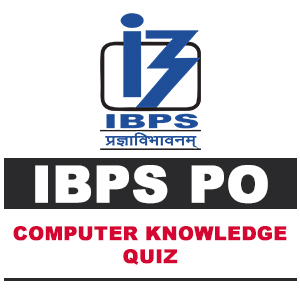 Computer Questions For IBPS PO - 11-10-18