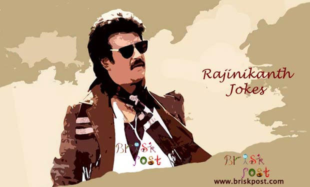 Funny Rajinikanth Jokes: Journey of Rajini (Thalaiva) as Student