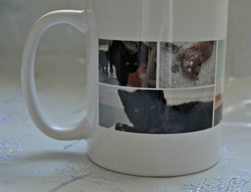 Personalised Christmas gift mug