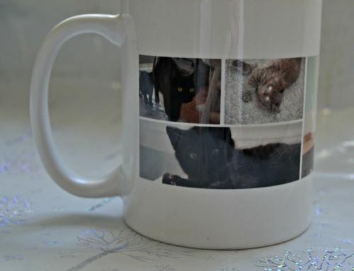 Personalised Christmas gift mug