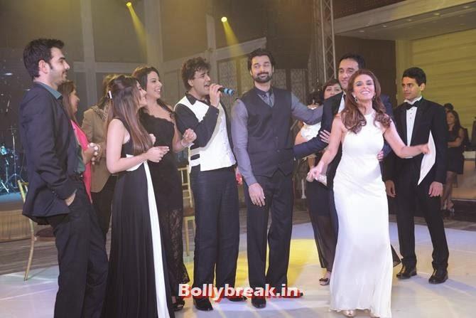 Hanif Hilal, Singer Raageshwari's wedding Pics
