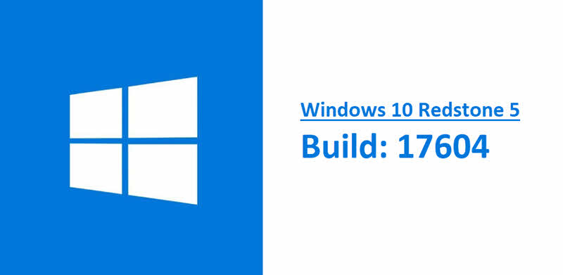Microsoft released Windows 10 Redstone 5 build 17604 to Windows Insiders in the Skip Ahead