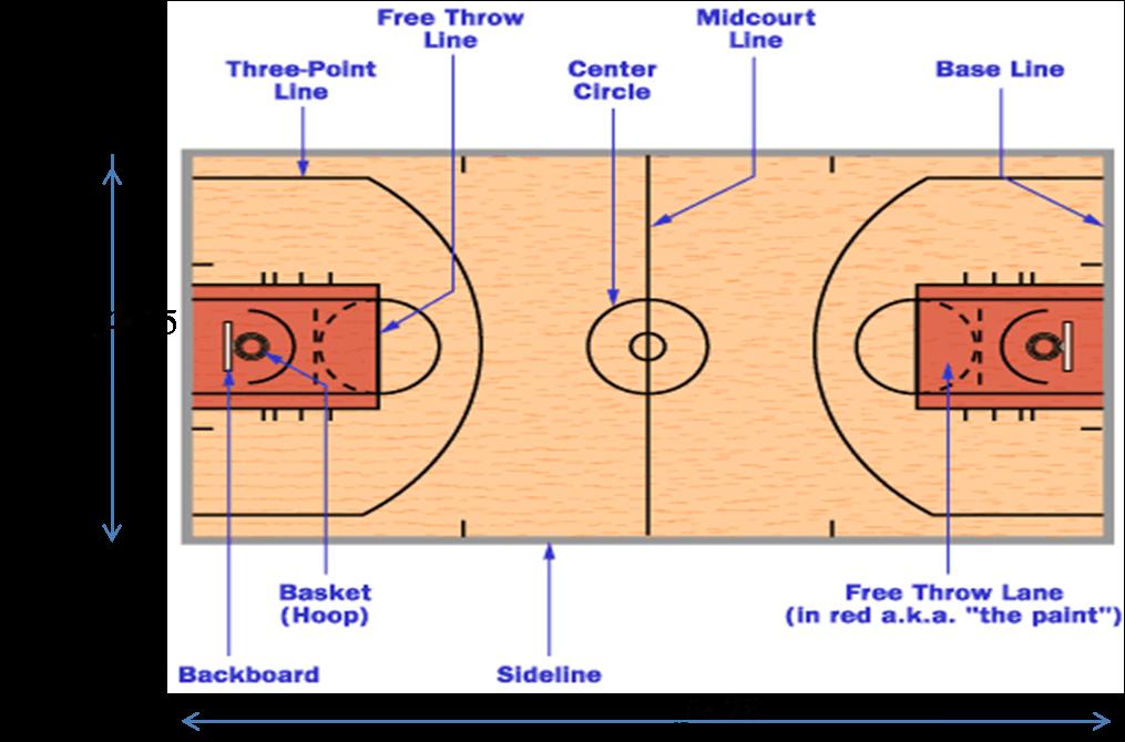 التسلسل الهرمي إكليل استمع ما هي مساحة ملعب كرة اليد Dsvdedommel Com