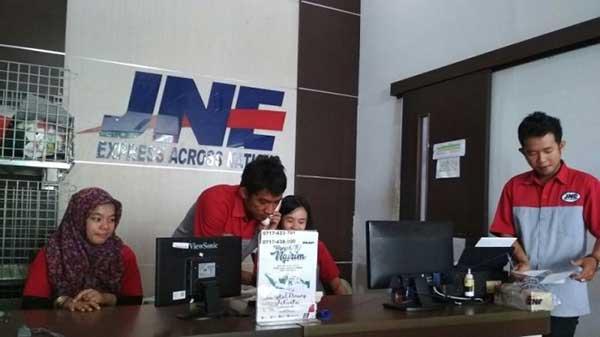 Tempat & Cara Ambil Paket Kiriman JNE Kab Padang Lawas Utara