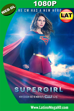 Supergirl (Serie de TV) (2015) Temporada 1 Latino WEB-DL 1080P ()