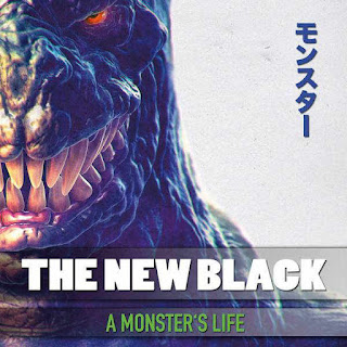 "The New Black - ""Dead In The Water"" (video) from the album ""A Monster's Life"""