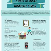 7 Ways to Reduce Workplace Stress