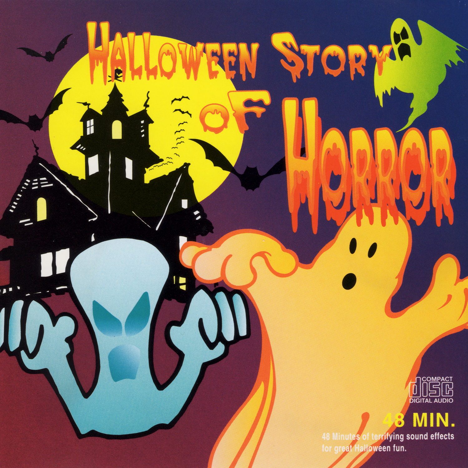 Scary Sounds of Halloween Blog: Halloween Story Of Horror