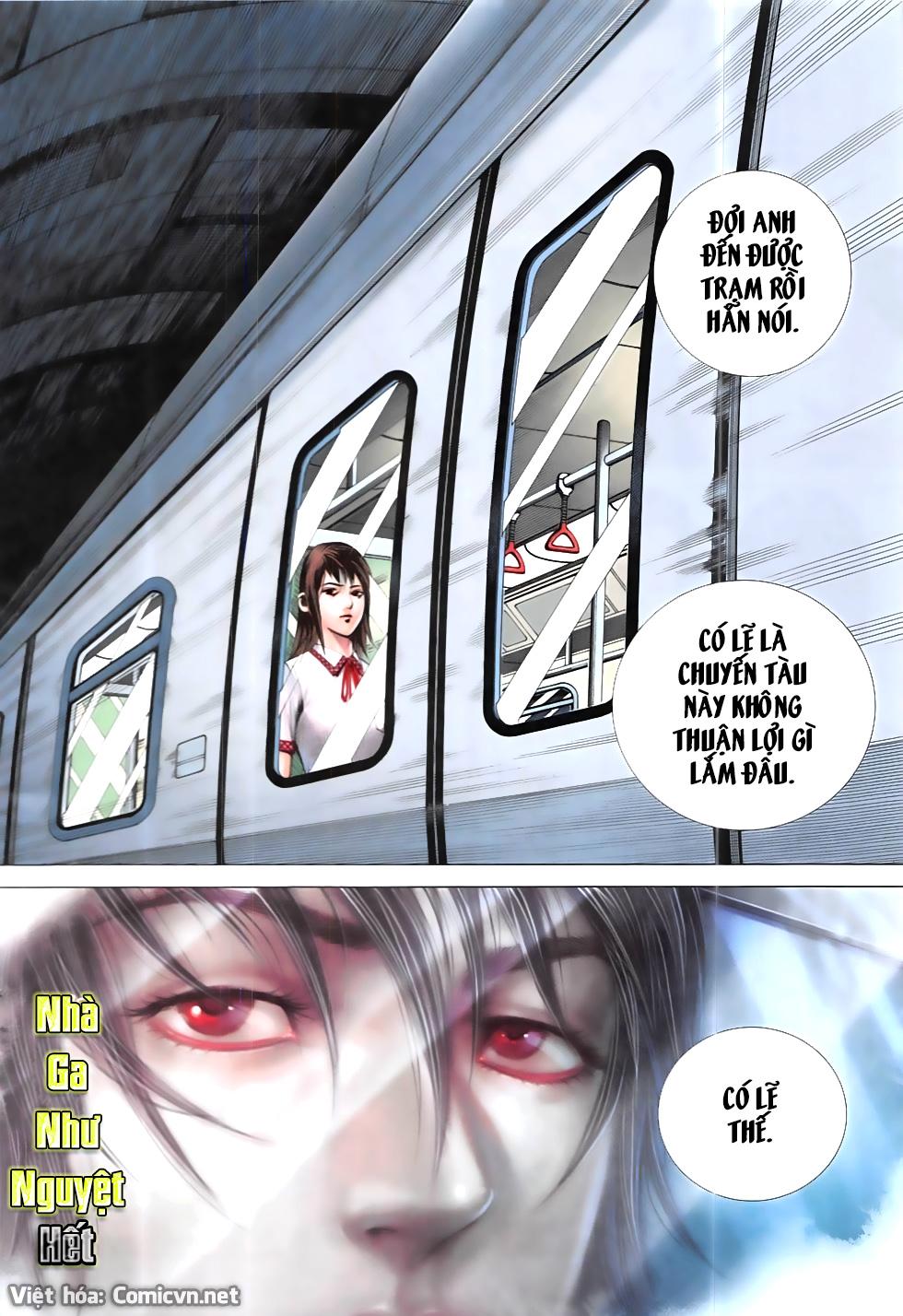 Nhà ga Như Nguyệt