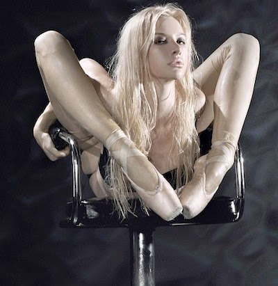 At Ft Ins And Slender Zlata Spends Many Hours Daily Working Out And Training For Performances World Wide In One Of Her Favourite Acts She Bends Herself