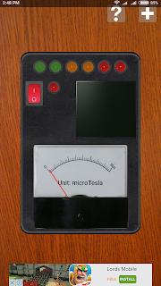 Entity Sensor Pro – EMF Detector
