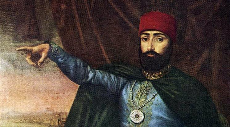 30. II. Mahmud (1808 – 1839) ile ilgili görsel sonucu