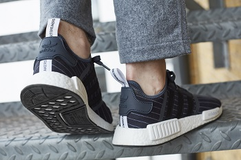 NMD Bedwin & the Heartbreakers black preto