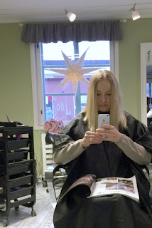 hairdresser before