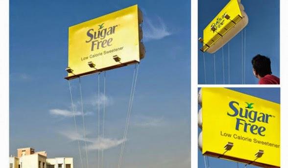 publicidad a Sugar Free