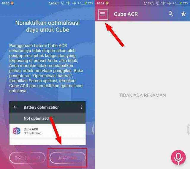 Cara mudah dan aman merekam panggilan suara WhatsApp secara cepat 5