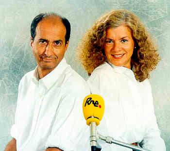 Fernando Argenta y Araceli González Campa