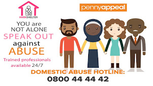 Penny Appeal Domestic Abuse Hotline