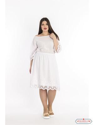 Vestidos Blancos para Gorditas