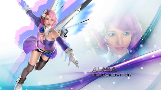 Tekken-7-characters-and-their-stories-Alisa-Bosconovitch